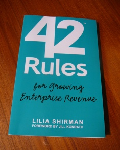 42 Rules for Growing Enterprise Revenue
